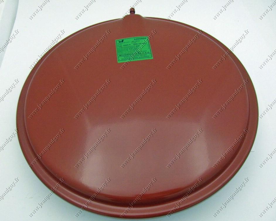 05705800 vase d expansion chauffage 5 litres saunier duval for Caldaia saunier duval combitek