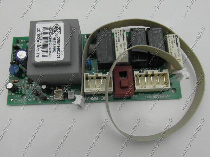 Circuit imprim de puissance r f rence 60000442 pour for Puissance d un chauffe eau