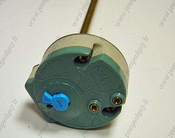 Thermostat pour chauffe eau electrique chaffoteaux ariston - Demonter thermostat chauffe eau ...