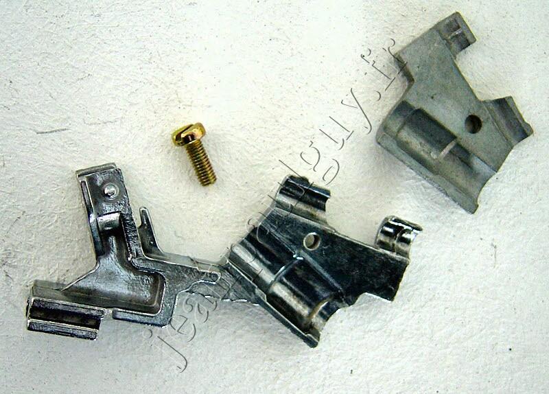 60044446 support de thermocouple pour chaudiere et chauffe. Black Bedroom Furniture Sets. Home Design Ideas