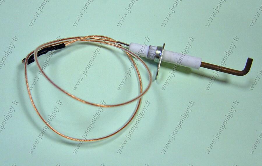 Electrode d 39 allumage et de ionisation chaudi re gaz au sol de dietrich - Prix chaudiere gaz au sol de dietrich ...