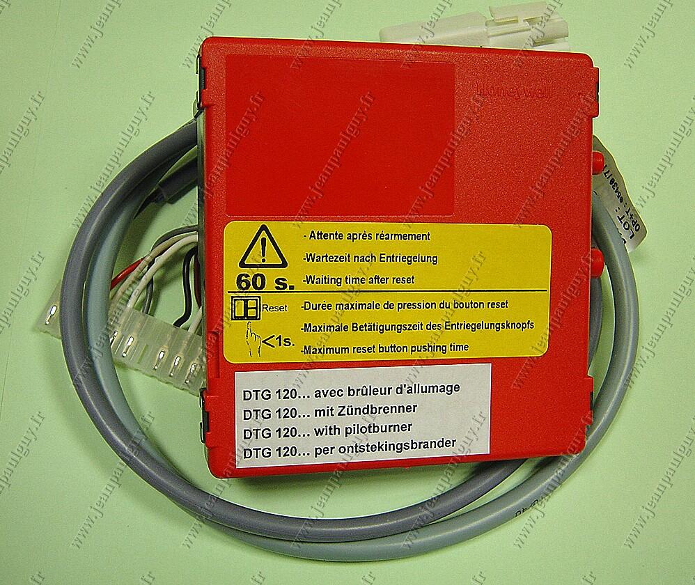 Coffret de s curit chaudi re au sol gaz de dietrich - Prix chaudiere gaz au sol de dietrich ...