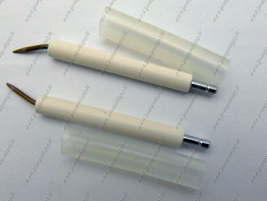 electrode pour bruleur fuel baxi. Black Bedroom Furniture Sets. Home Design Ideas