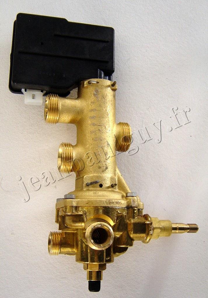60045596 valve distributrice pour chaudiere chaffoteaux celtic. Black Bedroom Furniture Sets. Home Design Ideas