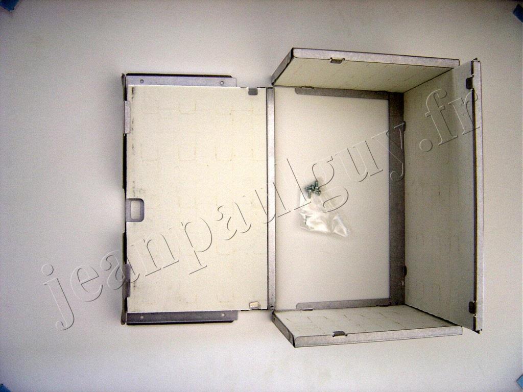 Isolant pour chambre de combution pour chaudere chaffoteaux for Chambre de combustion annulaire