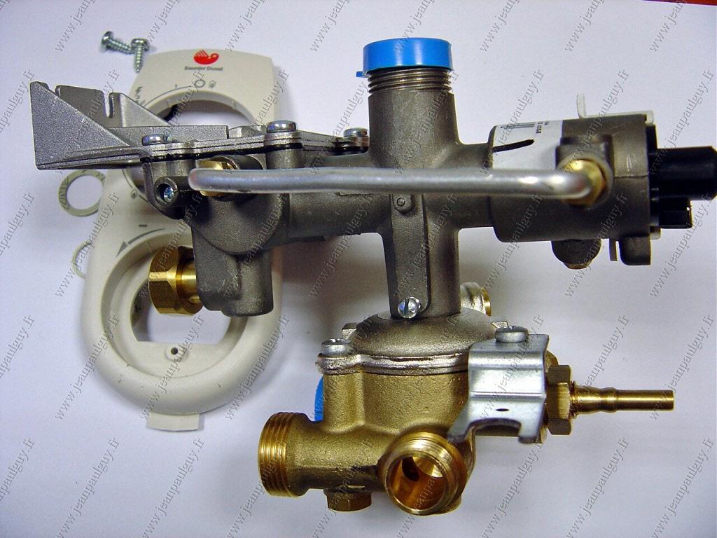 Valve eau chauffe eau saunier duval for Chauffe eau piscine propane