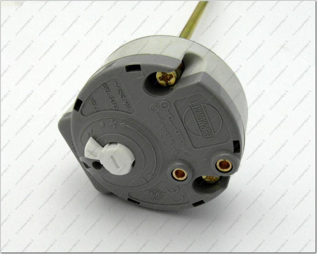 Thermostat pour chauffe eau electrique chaffoteaux ariston - Reglage thermostat chauffe eau atlantic ...