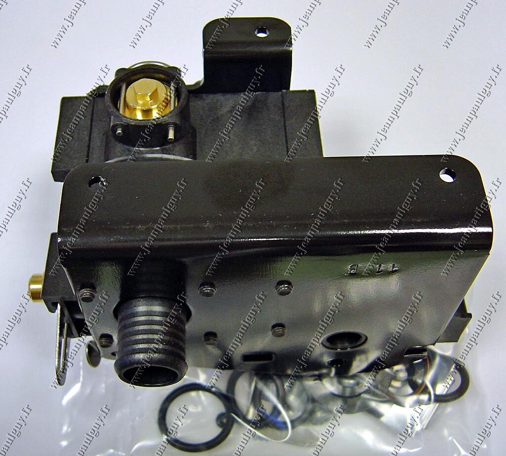 Clapet inverseur chaudiere chauffage seul liaison for Saunier duval thema f23e
